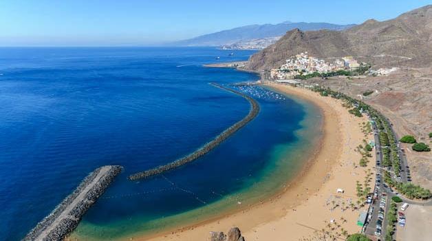 Playa de la Teresitas